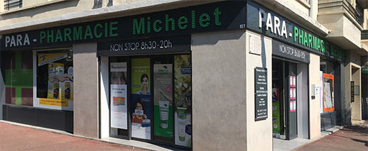 Pharmacie Michelet, Marseille