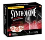 SYNTHOLKINE PATCH CHAUFFANT GRAND FORMAT, bt 2 à Marseille