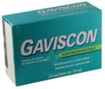 GAVISCON, suspension buvable en sachet à Marseille