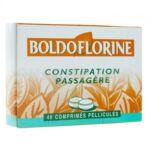 BOLDOFLORINE, comprimé pelliculé à Marseille