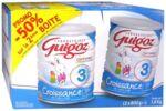 GUIGOZ LAIT CROISSANCE 3 2X800GR à Marseille