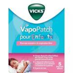 VICKS VAPOPATCH ENFANTS à Marseille