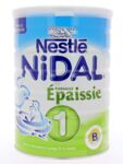 NIDAL LAIT 1 FORMULE EPAISSIE 800G à Marseille