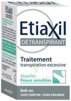 Etiaxil Aisselles Détranspirant peau sensibles Roll-on/15ml à Marseille