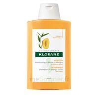 Klorane Beurre De Mangue Shampooing Cheveux Secs 200ml à Marseille