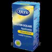 Optone Solution Oculaire Rafraîchissante Yeux Irrités Fl/10ml à Marseille