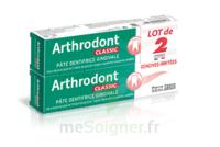 Pierre Fabre Oral Care Arthrodont Dentifrice Classic Lot De 2 75ml à Marseille