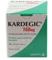 KARDEGIC 160 mg, poudre pour solution buvable en sachet à Marseille