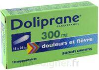 Doliprane 300 Mg Suppositoires 2plq/5 (10) à Marseille