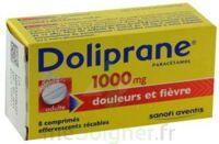 DOLIPRANE 1000 mg Comprimés effervescents sécables T/8 à Marseille