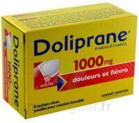 DOLIPRANE 1000 mg Poudre pour solution buvable en sachet-dose B/8 à Marseille