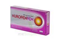 NUROFENFEM 400 mg, comprimé pelliculé à Marseille