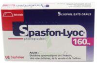 SPASFON LYOC 160 mg, lyophilisat oral à Marseille