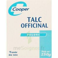 COOPER TALC, bt 250 g à Marseille