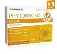 Phytobronz Solaire Caps Tous Types De Peaux B/30 à Marseille