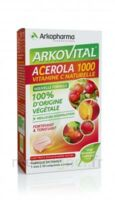 Arkovital Acérola 1000 Comprimés à croquer B/30 à Marseille