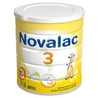 Novalac 3 Lait De Croissance B/800g à Marseille