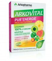 Arkovital Pur'Energie Multivitamines Comprimés dès 6 ans B/30 à Marseille