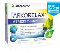 Arkorelax Stress Control Comprimés B/30 à Marseille