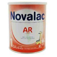 NOVALAC AR 0-6 MOIS Lait en poudre antirégurgitation B/800g à Marseille