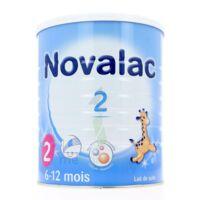 NOVALAC LAIT 2, 6-12 mois BOITE 800G à Marseille