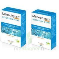 menophytea silhouette rétention d'eau à Marseille
