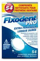 Fixodent Pro Comprimés Nettoyant Fraîcheur Longue Durée Pour Prothèse Dentaire B/54 à Marseille