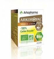 Arkoroyal 100% Gelée Royale Bio Gelée Pot/40g à Marseille