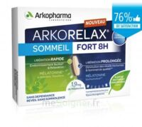 Arkorelax Sommeil Fort 8H Comprimés B/15 à Marseille
