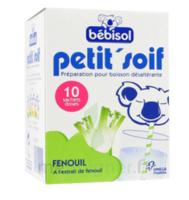 Bébisol Petit'Soif Fenouil x10 à Marseille