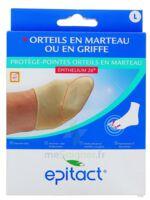 PROTEGE-POINTES ORTEILS EN MARTEAU EPITACT A L'EPITHELIUM 26 TAILLE L à Marseille