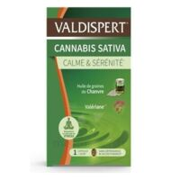 Valdispert Cannabis Sativa Caps liquide B/24 à Marseille