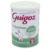 Guigoz Guigozgest 2 Lait Poudre B/800g