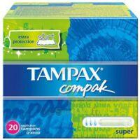 TAMPAX COMPAK SUPER x 20 à Marseille