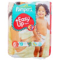 PAMPERS CULOTTES EASY-UP TAILLE 6 16+ KG x 19 à Marseille