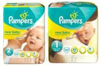 PAMPERS NEW BABY PREMIUM PROTECTION, taille 2, 3 kg à 6 kg, sac 32 à Marseille
