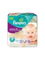 PAMPERS COUCHES ACTIVE FIT TAILLE 3 4-9 KG x 26 à Marseille
