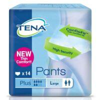 Tena Pants Plus Slip Absorbant Incontinence Urinaire Large Sachet/14 à Marseille