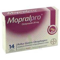 Mopralpro 20 Mg Cpr Gastro-rés Film/14 à Marseille