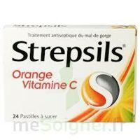 Strepsils Orange Vitamine C, Pastille à Marseille