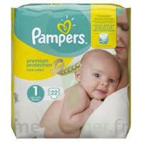 PAMPERS NEW BABY PREMIUM PROTECTION, taille 1, 2 kg à 5 kg, sac 22 à Marseille