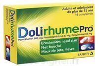 DOLIRHUMEPRO Cpr Plq/16 à Marseille