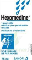 HEXOMEDINE 1 POUR MILLE, solution pour pulvérisation cutanée en flacon pressurisé à Marseille