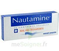 NAUTAMINE, comprimé sécable à Marseille