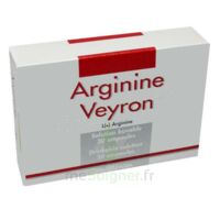 Arginine Veyron, Solution Buvable En Ampoule à Marseille