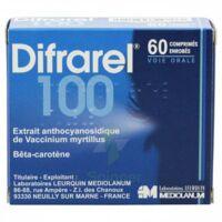 DIFRAREL 100 mg, comprimé enrobé 6Plq/10 à Marseille