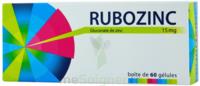 Rubozinc 15 Mg Gél 1plq/60 à Marseille