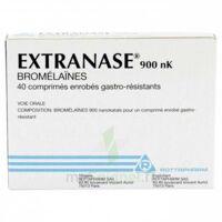 EXTRANASE 900 nK, comprimé enrobé gastro-résistant à Marseille