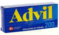 ADVIL 200 mg, 20 comprimés enrobés B/20 à Marseille