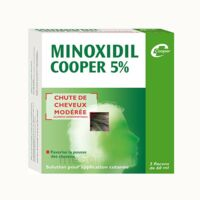 MINOXIDIL COOPER 5 %, solution pour application cutanée à Marseille
